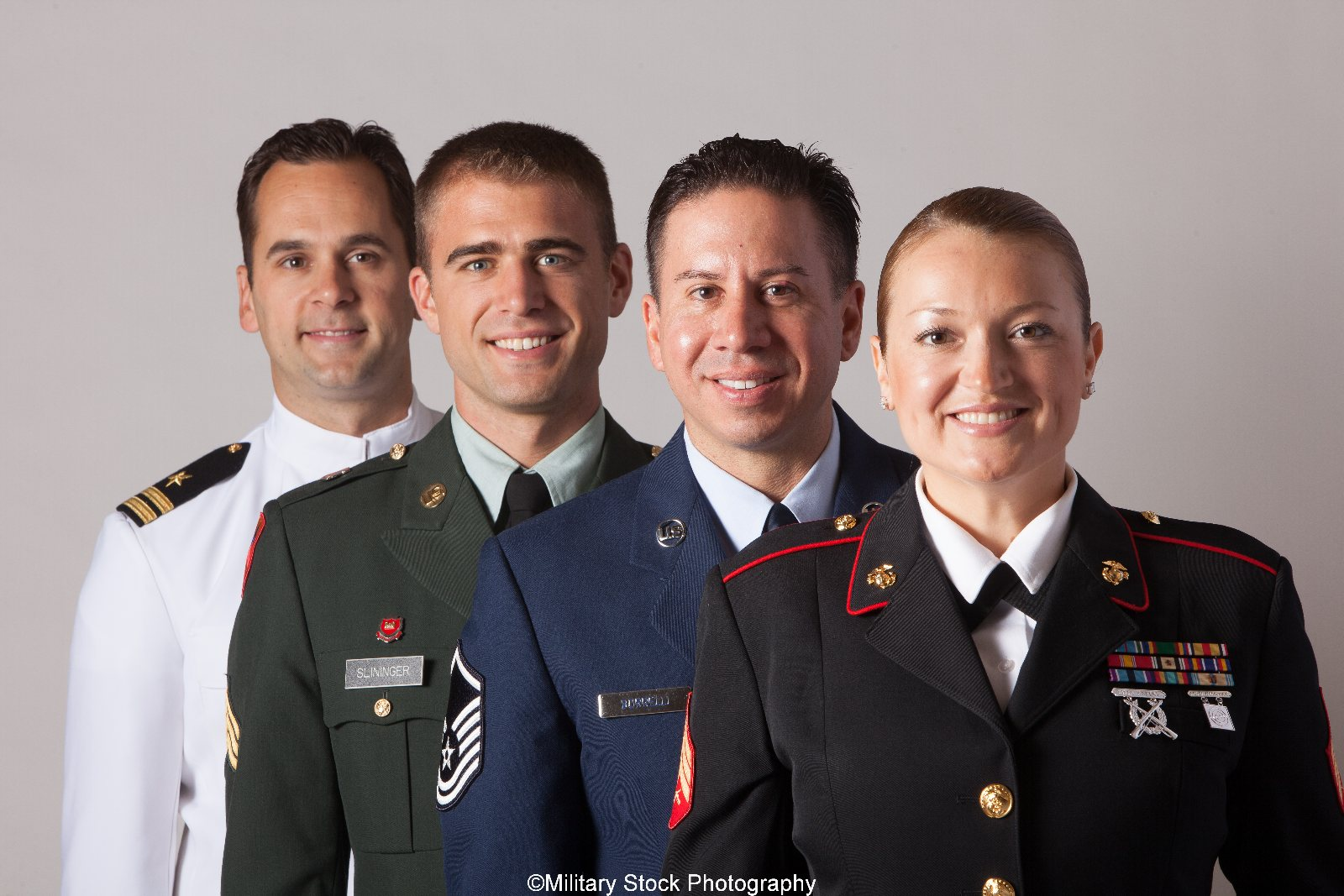 Military Personnel | Grief Solutions